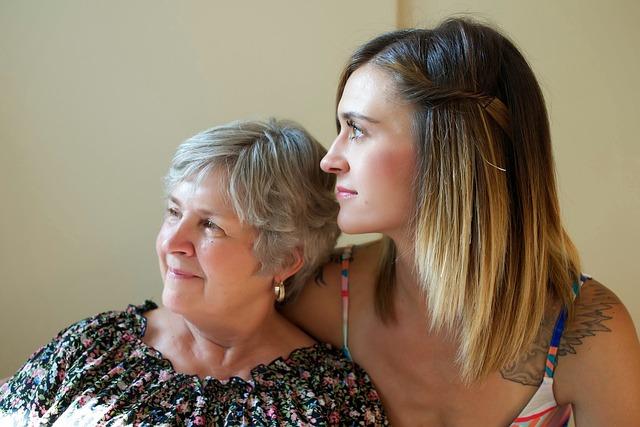 Mor og datter terapi