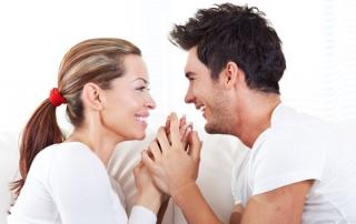 Billede af kommunikation i parforholdet